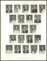 1972 South Pasadena High School Yearbook Page 76 & 77
