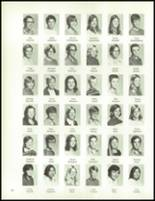 1972 South Pasadena High School Yearbook Page 88 & 89