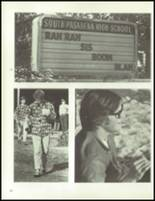 1972 South Pasadena High School Yearbook Page 92 & 93