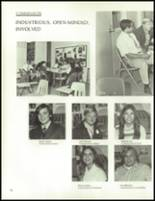 1972 South Pasadena High School Yearbook Page 94 & 95