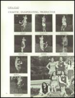 1972 South Pasadena High School Yearbook Page 102 & 103