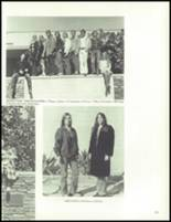 1972 South Pasadena High School Yearbook Page 104 & 105