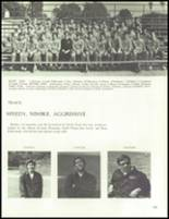 1972 South Pasadena High School Yearbook Page 132 & 133