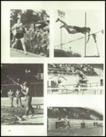 1972 South Pasadena High School Yearbook Page 134 & 135