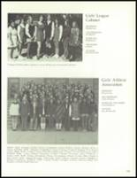 1972 South Pasadena High School Yearbook Page 146 & 147