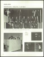 1972 South Pasadena High School Yearbook Page 152 & 153