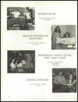 1972 South Pasadena High School Yearbook Page 164 & 165