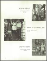 1972 South Pasadena High School Yearbook Page 166 & 167