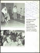 1977 Parkville High School Yearbook Page 16 & 17