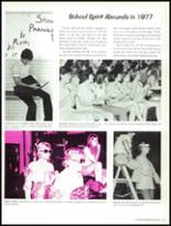 1977 Parkville High School Yearbook Page 34 & 35