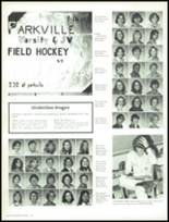 1977 Parkville High School Yearbook Page 92 & 93