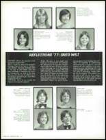 1977 Parkville High School Yearbook Page 216 & 217