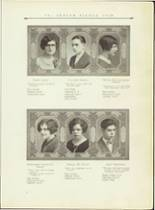 1928 Adrian High School Yearbook Page 10 & 11
