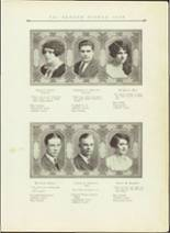 1928 Adrian High School Yearbook Page 12 & 13
