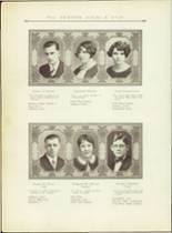 1928 Adrian High School Yearbook Page 16 & 17