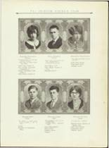 1928 Adrian High School Yearbook Page 18 & 19
