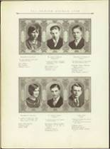 1928 Adrian High School Yearbook Page 20 & 21