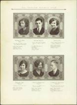 1928 Adrian High School Yearbook Page 22 & 23