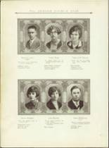 1928 Adrian High School Yearbook Page 26 & 27