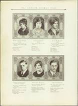 1928 Adrian High School Yearbook Page 32 & 33