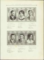 1928 Adrian High School Yearbook Page 34 & 35