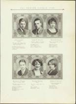 1928 Adrian High School Yearbook Page 36 & 37
