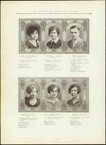 1928 Adrian High School Yearbook Page 38 & 39