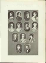 1928 Adrian High School Yearbook Page 64 & 65