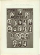 1928 Adrian High School Yearbook Page 86 & 87