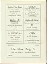 1928 Adrian High School Yearbook Page 114 & 115