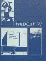 1977 Yearbook Fruita Monument High School