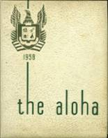 1958 Yearbook Seaford High School