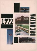 1972 Yearbook Bridgeton High School