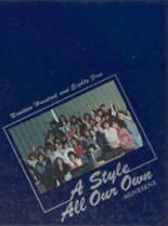1985 Yearbook St. Agnes Academic High School
