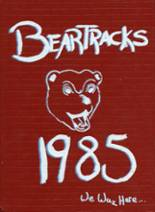 1985 Yearbook Block High School