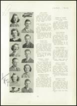1940 Mt. Pleasant High School Yearbook Page 26 & 27