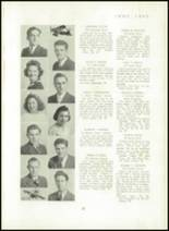 1940 Mt. Pleasant High School Yearbook Page 36 & 37