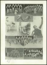 1940 Mt. Pleasant High School Yearbook Page 50 & 51