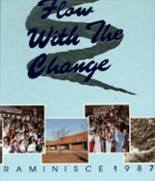 1987 Yearbook Lamphere High School