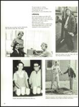 1971 St. Louis Park High School Yearbook Page 92 & 93