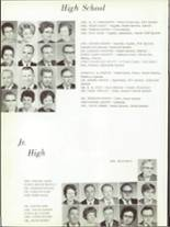 1966 Hale Center High School Yearbook Page 16 & 17