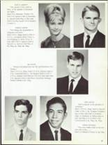 1966 Hale Center High School Yearbook Page 20 & 21