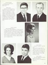 1966 Hale Center High School Yearbook Page 22 & 23