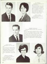 1966 Hale Center High School Yearbook Page 24 & 25