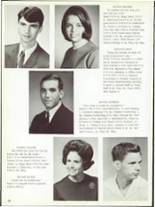 1966 Hale Center High School Yearbook Page 28 & 29