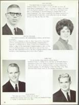 1966 Hale Center High School Yearbook Page 30 & 31