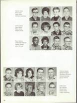 1966 Hale Center High School Yearbook Page 38 & 39