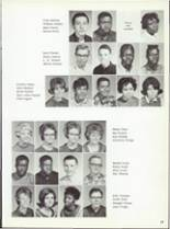 1966 Hale Center High School Yearbook Page 42 & 43