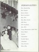 1966 Hale Center High School Yearbook Page 44 & 45