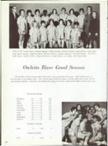 1966 Hale Center High School Yearbook Page 84 & 85